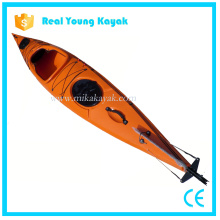 4.8m Sit in Canoe UV-Protected Sea Kayak for One Person