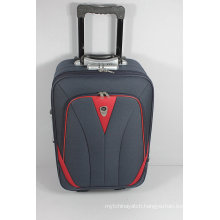 Fashion EVA Soft Outside Trolley Travel Luggage