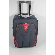 Мода EVA мягкий снаружи багажа перемещения вагонетки
