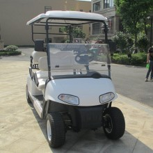 Golf cart da 2 + 2 posti off road