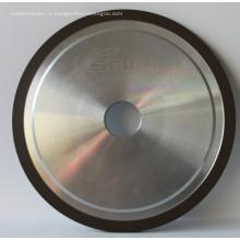 Electroplated abrasive grinding wheel