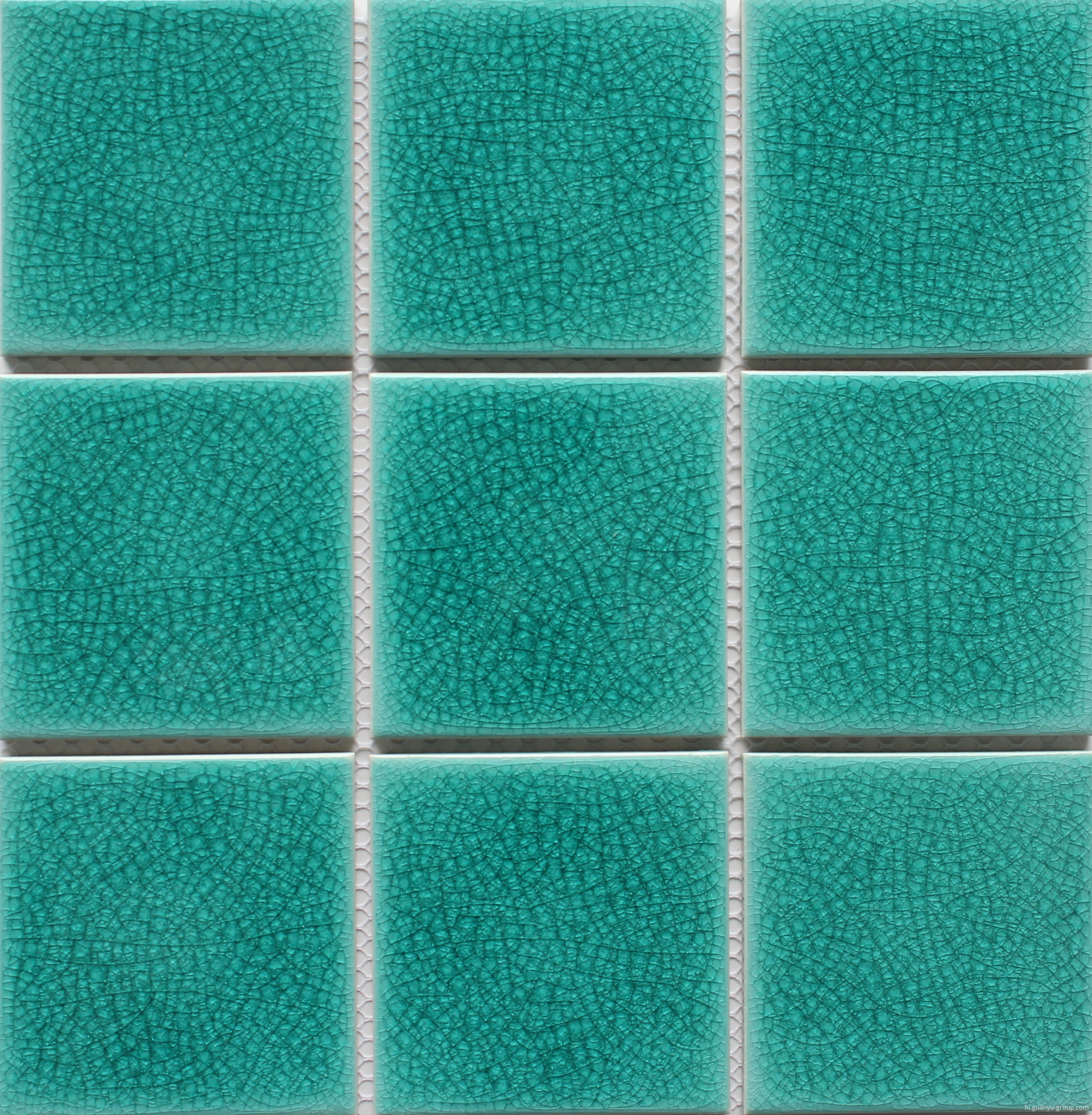 95x95 Swimming Pool Porcelain Mosaic