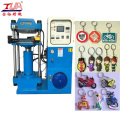 Key Chain Sing head Silicone Forming Machine