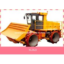 Nouveau compacteur de déchets de 26 tonnes, rouleau XCMG Xl262j de route