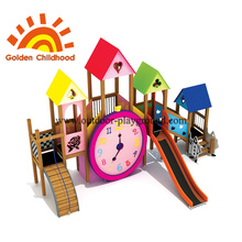 Costum Clock Play Facility For Children