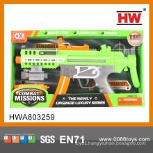 New 43CM Plastic Electric Kid Toy Gun plastic imitation toy gun