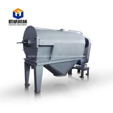 tamis centrifuge environnemental pour sucre