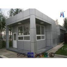 Aluminio / Aluminio Panel compuesto plástico / Interior Material de la decoración de la pared