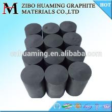 Bloque de grafito de carbono / Cilindro de grafito / Bloque
