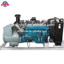 6LTAA8.9-G2 refrigerado por agua 6 cilindros CE aprobó 200kw generador diesel