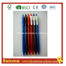 Cheap Click Gel Ink Pen in Blue Color