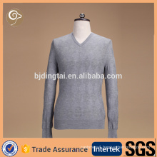 18gg v neck cashmere sweater men