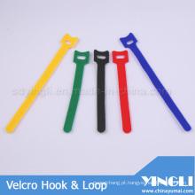 T forma de gancho e laço de fita no comprimento diferente