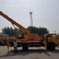 Kleinlastwagen mit Kran 10 Tonnen