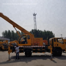 mini truck with crane 10 ton