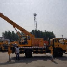 mini camion avec grue 10 tonnes