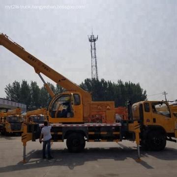 mini truck with crane 10 ton