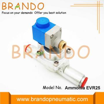 1'' Ammonia EVRA 25 Refrigeration Solenoid Valve