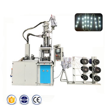 Full Automatic Light Module LED Plastic Injection Machinery