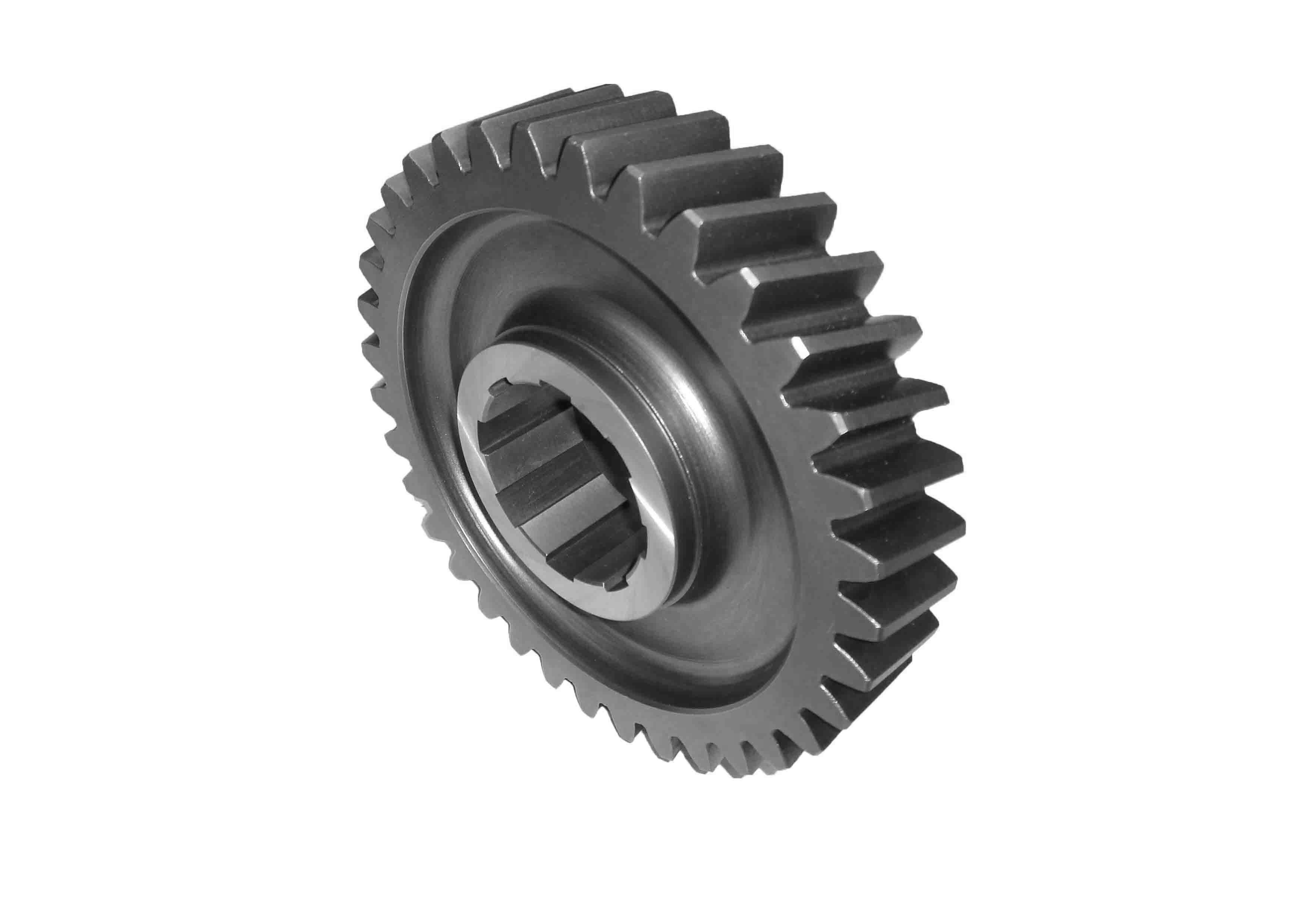 Shaving Helical Gear Hobbing Pinion