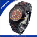 Hot Selling Waterproof Wood Ladies Watch Bracelet Watch with High Quality