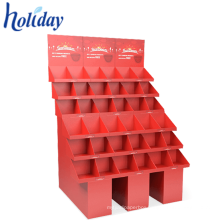 Promotion Shop Decorative Shelf Display Cosmetic,Cosmetic Floor Display