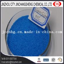 Exportation de sulfate de cuivre d'additif d'alimentation de volaille