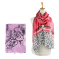 Hot selling fashion women turkish pashmina shawl