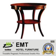 Mesa de centro de oro de madera de lujo de la pintura (EMT-CT06)