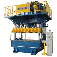 Presse de moulage hydraulique à quatre colonnes (TT-SZ400T)