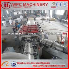 wpc door profile production line