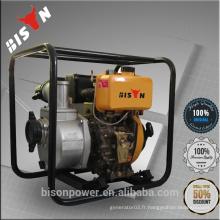 BISON Chine Taizhou Moteur centrifuge à basse pression de 2 pouces Système de pompe à eau de 2 pouces à vendre