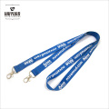 Customized Eco Friendly Screen Printed Cheap Lanyards