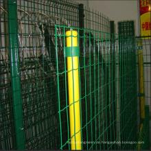 PVC Euro Sicherheit Zaun für Europäische Norm