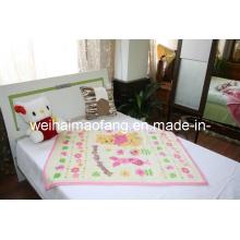 100% acrílico Baby Sac cobertor (NMQ-LBB009)