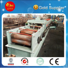 PLC Control Good Quality C-Shaped Purlin Roll Forming Machines