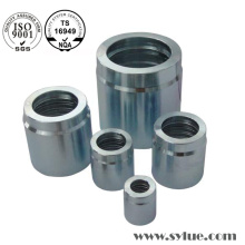 Custom Made Carbon Steel Tube Machining
