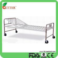 Un lit d'hôpital fonctionnel