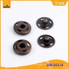 Metal o botão instantâneo forte BM10041 #