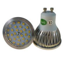 GU10 LED 5W 28PC 2835SMD 470lm (GU10AL-28S2835)