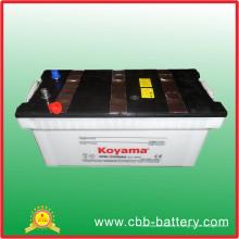Batterie sèche résistante de voiture chargée pour l'autobus public de la Grèce 12V220ah avec 1200CCA