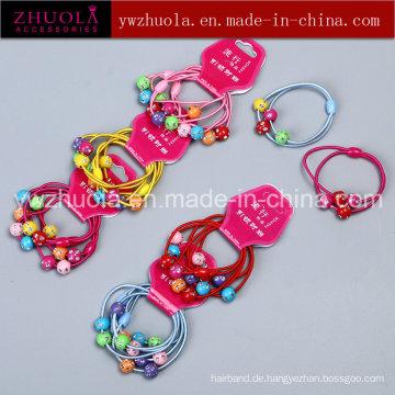 Hochwertiges elastisches Gummi-Haarband für Mädchen