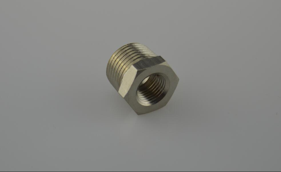 Air-Fluid Metals Brass Threaded Pipe Fitting