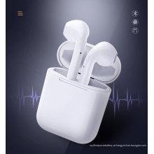 Carregador de fone de ouvido Bluetooth TWS Headset Bluetooth