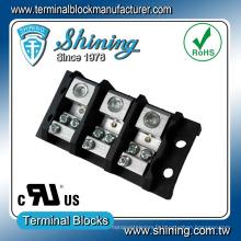 TGP-050-03JSC 50A 3 pôles principal cadre de distribution connecteur de borne