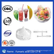 99% чистота Высококачественная заводская цена Fumaric Acid