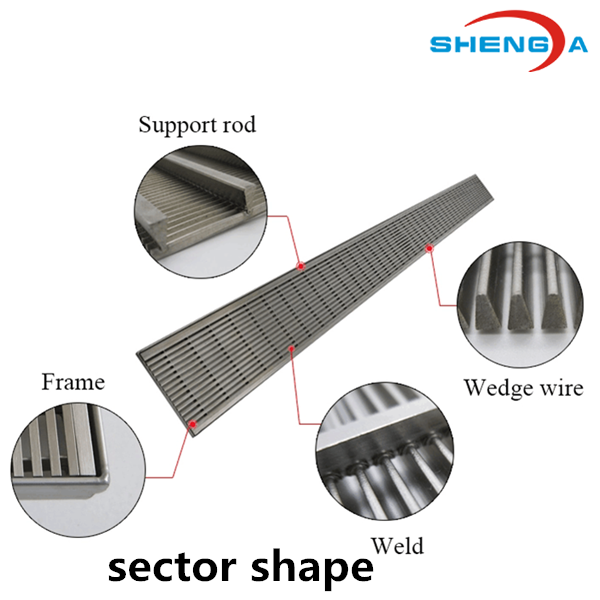 flat welding sieve screen for ground leakage2