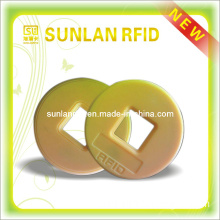ABS RFID Token with Tk4100 Chip