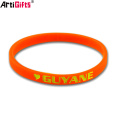 Wholesale Promotion Custom Bulk Silicone Anti Mosquito Repellent Bracelet