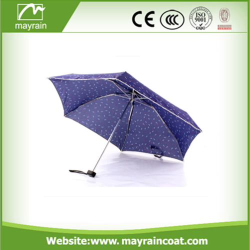 Open Umbrella Folded